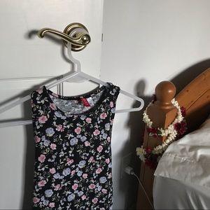 NWOT japan h&m floral dress !!